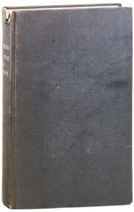 A Treatise on Some of the Insects of New England, which are Injurious to Vegetation. Thaddeus William HARRIS, previous owner John Amory Lowell.